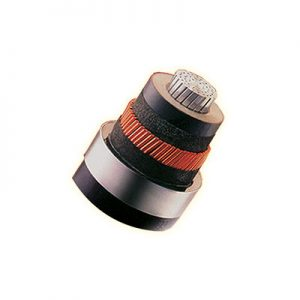 MEDIUM VOLTAGE SINGLE CORE XLPE INSULATED POWER CABLE (COPPER WIRE SCREENED)